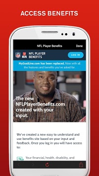 NFLPA Former Players pc screenshot 2