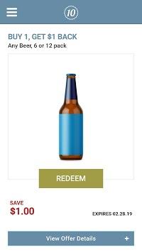 Top Ten Liquors pc screenshot 1