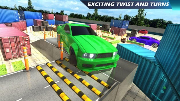 Pro Car Parking Challenge : Car Driving Simulator pc screenshot 2