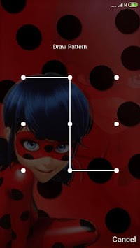 Ladybug Noir Wallpaper pc screenshot 2