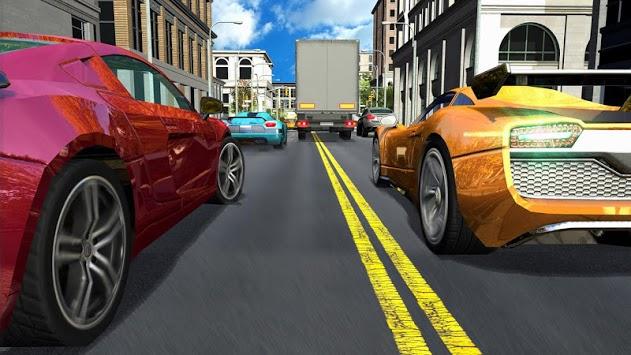 Crazy  Extreme Traffic racing 2019 pc screenshot 1