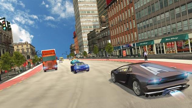 Crazy  Extreme Traffic racing 2019 pc screenshot 2