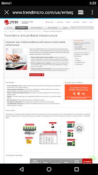 TMVMI Client pc screenshot 1