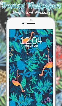 Tropical Wallpaper pc screenshot 2
