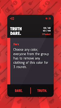 Truth Or Dare: Dirty pc screenshot 1