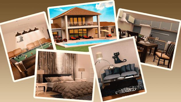 House Design & Makeover Ideas: Home Design Games pc screenshot 1
