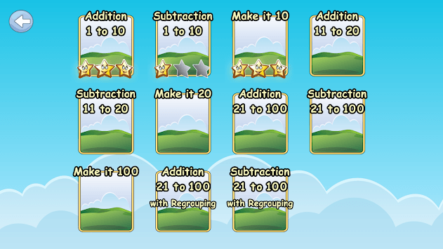 Mental Math (Add, Subtract, Multiply and Divide) pc screenshot 1