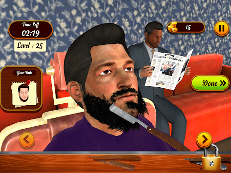 Barber Shop Simulator 3D pc screenshot 2