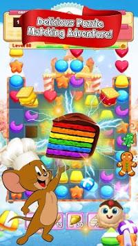 Cookie Smash Jerry - Cookie Crush Jam - Match 3 PC screenshot 1