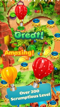 Cookie Smash Jerry - Cookie Crush Jam - Match 3 PC screenshot 3