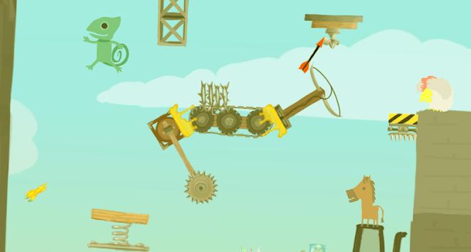 Tricks Ultimate Chicken Horse : Free pc screenshot 1