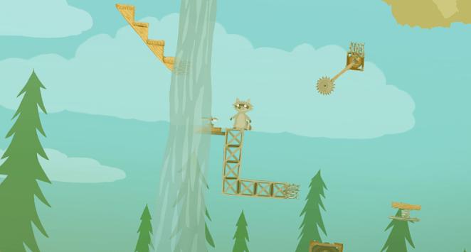 Tricks Ultimate Chicken Horse : Free pc screenshot 2