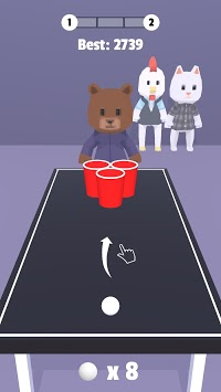 Beer Pong pc screenshot 1