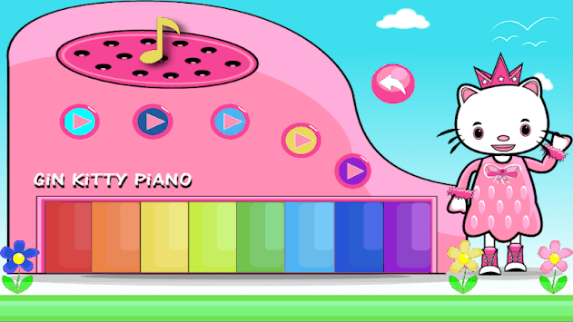 Hello Kitty Piano Animals&Numbers Learn pc screenshot 2