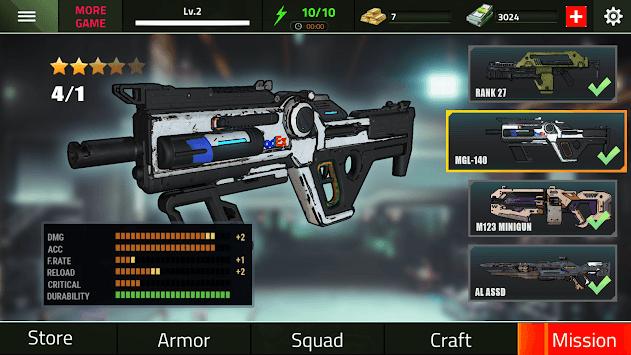 Fatal Bullet - FPS Gun Shooting Game pc screenshot 2