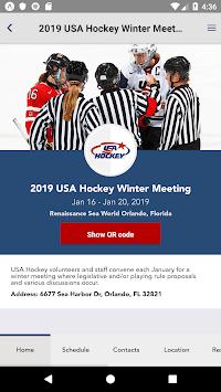 USA Hockey Events pc screenshot 2