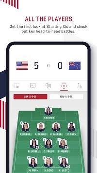 U.S. Soccer pc screenshot 1