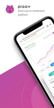 Mutual Fund & SIP Investment app, Save Tax - Piggy pc screenshot 1