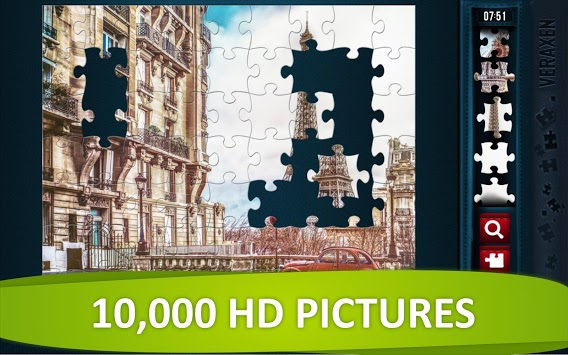 Jigsaw Puzzle Collection HD - puzzles for adults pc screenshot 1