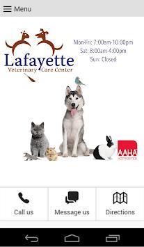 Lafayette Veterinary Care pc screenshot 1