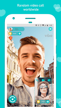 Vibo Live: Live Stream, Video chat, Random call pc screenshot 2