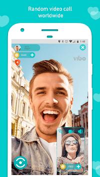 Vibo Live: Live Stream, Random call, Video chat pc screenshot 1