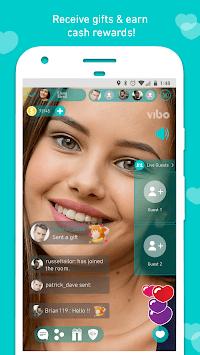 Vibo Live: Live Stream, Random call, Video chat pc screenshot 2