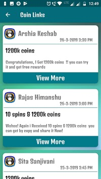 Spin & Coin Daily Post pc screenshot 2