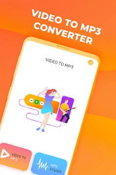 Video to MP3 Converter - Fast video converter pc screenshot 1