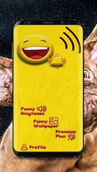 Free Funny Ringtones pc screenshot 2