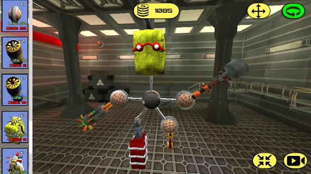 Fighting Robot Builder pc screenshot 1