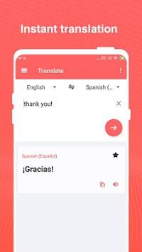 Hola translate-breaking news,voice,text translate pc screenshot 1