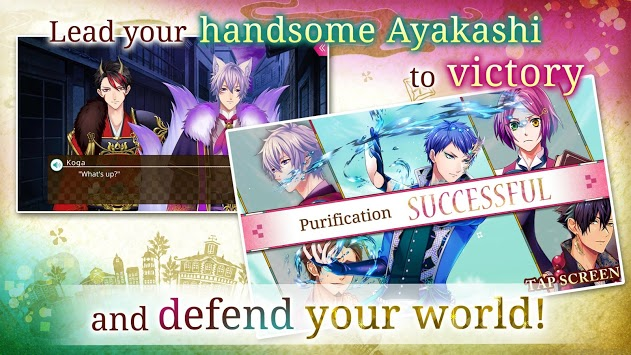 Ayakashi: Romance Reborn - Supernatural Otome Game pc screenshot 2