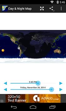 Day & Night Map pc screenshot 1
