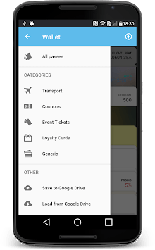 Wallet pc screenshot 1