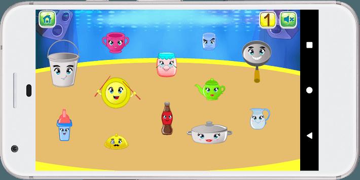 Educational Musical Instruments - Musical Games pc screenshot 1