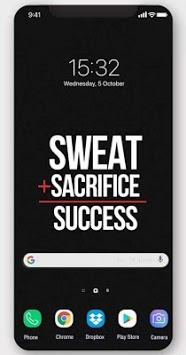 Inspirational Quotes Wallpapers HD pc screenshot 1