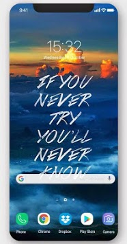 Inspirational Quotes Wallpapers HD pc screenshot 2