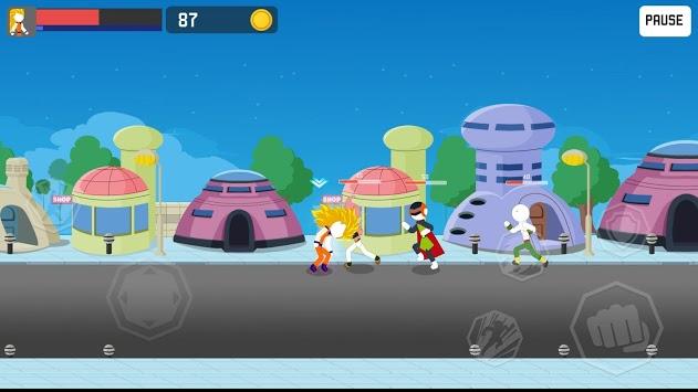 Stick Rage: Street Fight pc screenshot 2