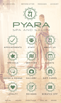 Pyara Spa and Salon pc screenshot 2