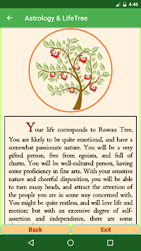 Astrology & Lifetree pc screenshot 1