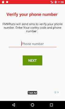 fmwhats latest version pc screenshot 1