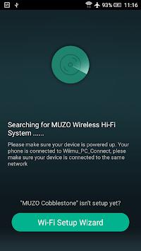 MUZO Player pc screenshot 1