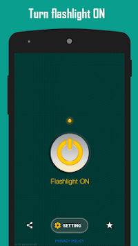 Flashlight and Flash Alerts On Call and SMS pc screenshot 1
