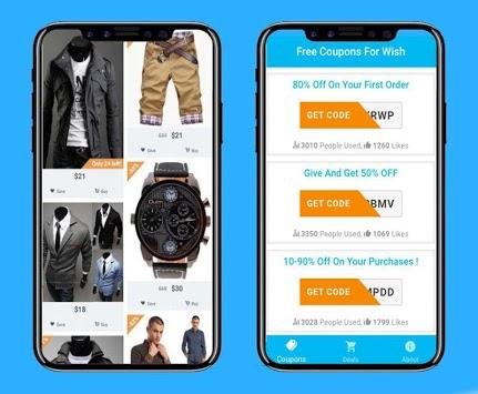 Online Wish Shopping & Specials Shopping pc screenshot 2