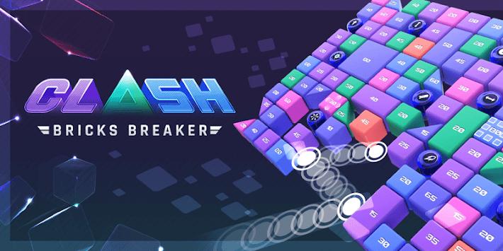 Bricks Breaker Clash pc screenshot 1