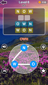 Word Connect-Crossword Jam : New Wordscapes Puzzle pc screenshot 1