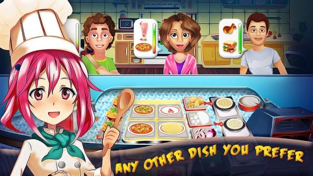 Crazy Super Chef : Cooking & Restaurant Management pc screenshot 1