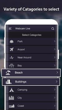 World Live Camera Viewer : Webcam, Earth cam pc screenshot 2