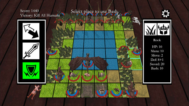 Dragon Ridire Chess pc screenshot 1